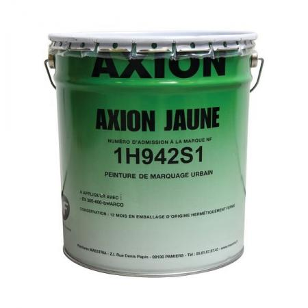 Marquage routier Axion couleur