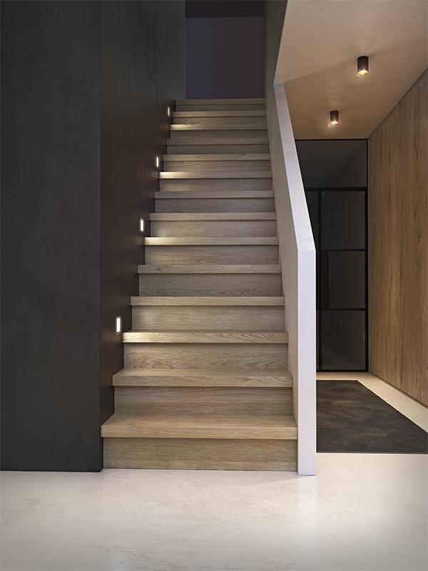 Kit rénovation de marches et contremarches escaliers - Vente Revêtement sol
